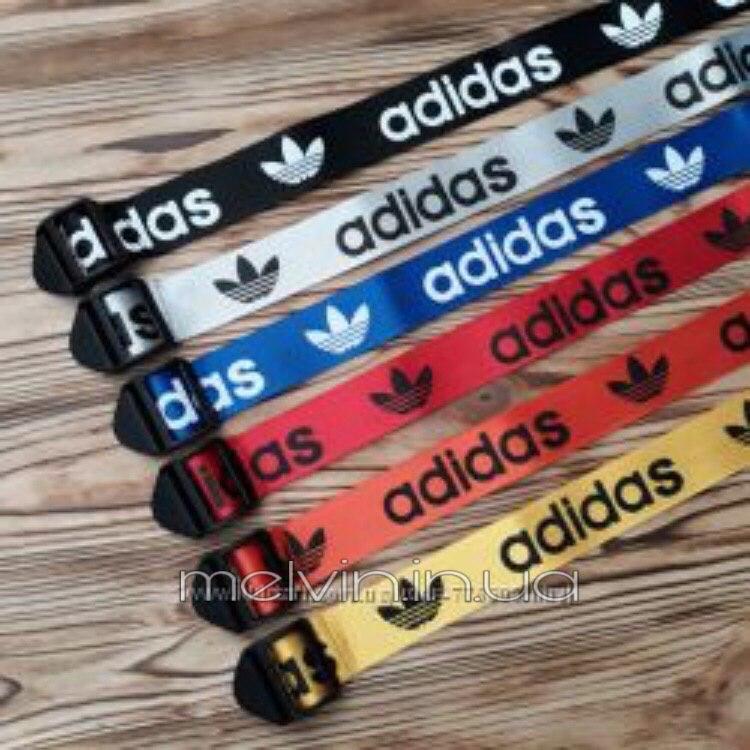 Ремни-ленты в стиле Adidas Унисекс Опт