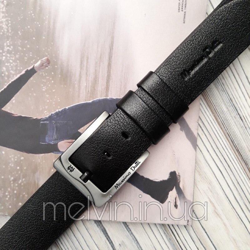 Ремень кожаный в стиле Massimo Dutti