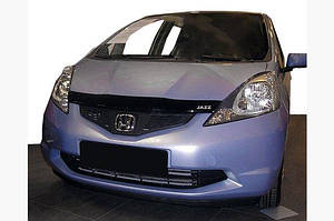 Дефлектор капота (SIM) - Honda Jazz III 2009-2013 гг.