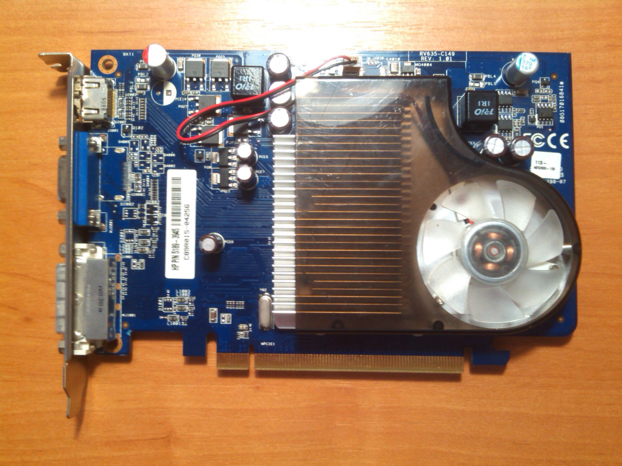 Asus HD 3650 512MB 128bit GDDR2 HDMI PCI-E Гарантія!