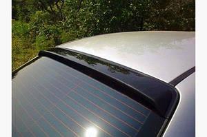 Задний козырек (FLY, ABS-пластик) - Chevrolet Aveo T200 2002-2008 гг.