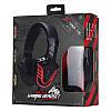 Наушники игровые Xtrike ME HP-310 Black черные с микрофоном геймерские, фото 2