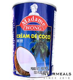 Кокосовый Крем 22 % TM MADAME WONG