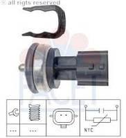 Температурный датчик охлаждающей жидкости (2 контакта) Рено Трафик II 01> - EPS (Италия) 1830337