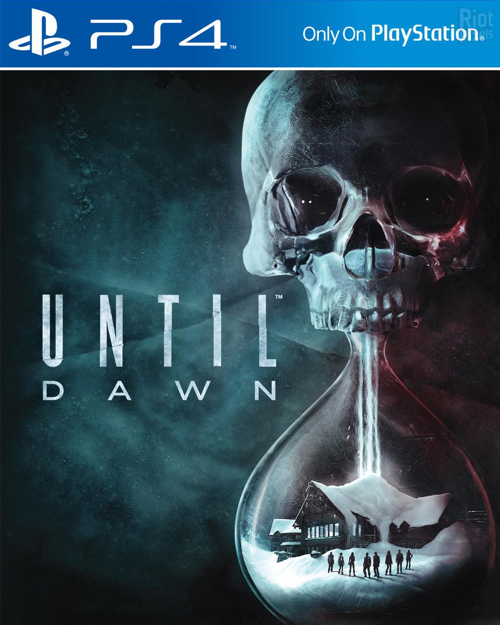 Until Dawn (Дожить до рассвета) . Цифровой аккаунт PlayStation 4