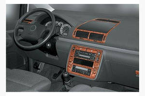Накладки на панель Дерево - Ford Galaxy 1995-2010 гг.