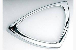 Окантовка ручек (2 шт, нерж) - Smart 1998-2007 гг.