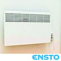 Электрический обогреватель-конвектор Ensto BETA Е 1000 Вт с  электронным термостатом и вилкой, фото 1