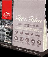 Orijen Fit & Trim Сухой корм для котов c лишним весом 0.34 кг