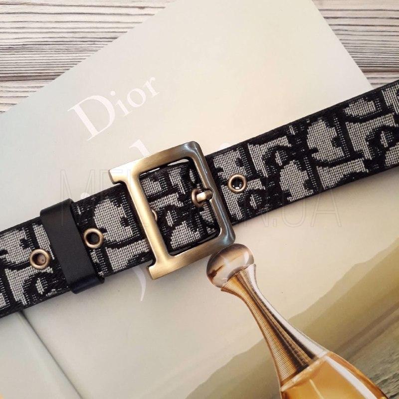 Женский кожаный ремень Dior реплика