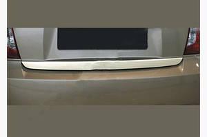 Кромка багажника (нерж.) - Hyundai Accent 2006-2010 гг.