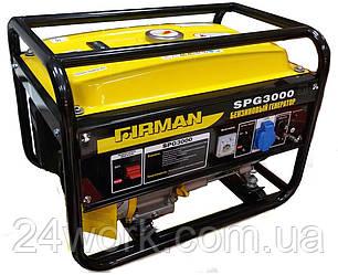 Бензиновий генератор Firman SPG 3000