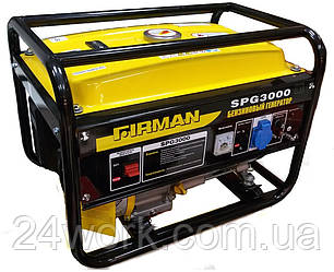 Бензиновый генератор Firman SPG 3000®