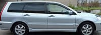 Дефлекторы оконMitsubishi Lancer Wagon 2003-2006   Ветровики Мицубиси Лансер