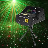 Дисколазер HJ-08/1 220V (Лазерный проектор)