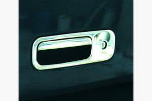 Накладка на ручку багажника (нерж) - Volkswagen Lupo 99-05