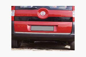 Кромка багажника (нерж.) - Peugeot Bipper 2008↗ гг.