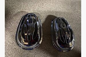 Обводка поворотника (2 шт, пласт.) - Peugeot Bipper 2008↗ гг.