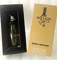 Мини-парфюм мужской 1 Million Paco Rabanne  30 мл(реплика)