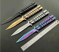 Нож-бабочка (балисонг) C26, фото 1