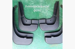 Брызговики под оригинал (4 шт) - Peugeot 508 2018↗︎ гг.