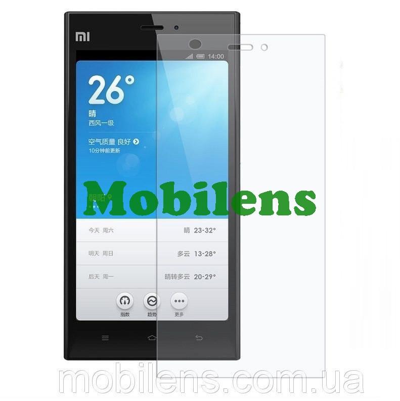 Xiaomi Mi3, Mi3W Захисне скло