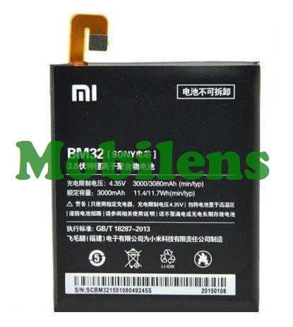 Xiaomi Mi4, Mi4X, Mi4W, Model:2014215, BM32 Акумулятор