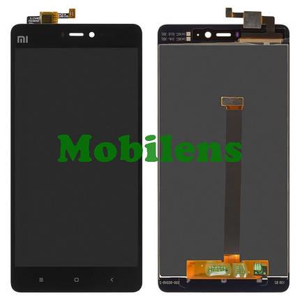 Xiaomi Mi4S Дисплей+тачскрин(модуль) черный, фото 2