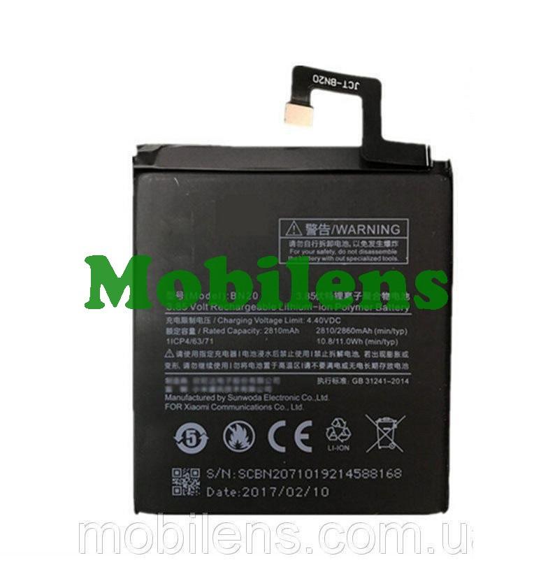 Xiaomi Mi5C, BN20 Акумулятор