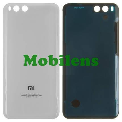 Xiaomi Mi6, MCE16 Задняя крышка белая, фото 2