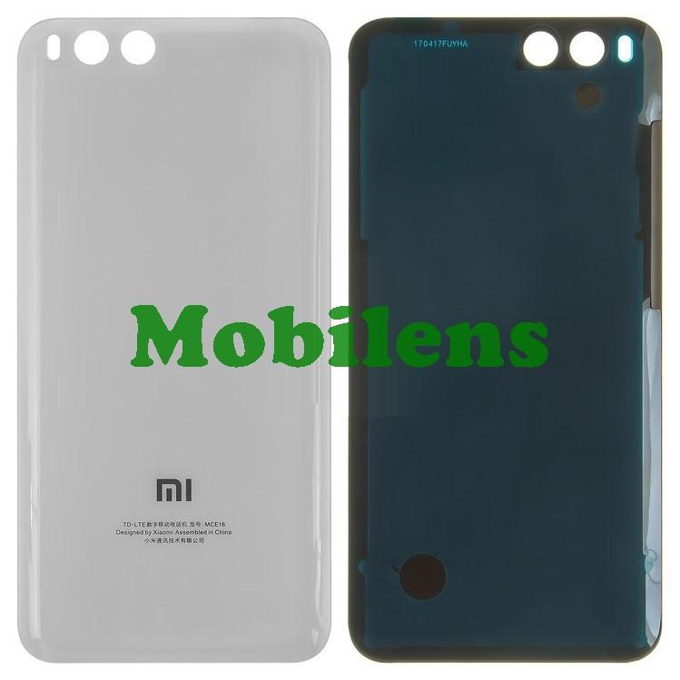 Xiaomi Mi6, MCE16 Задняя крышка белая