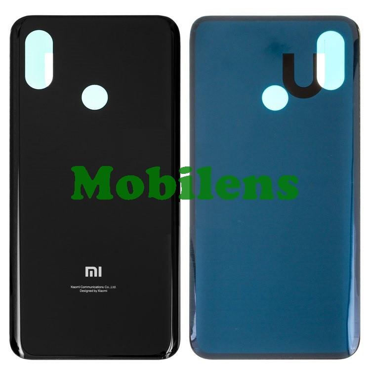 Xiaomi Mi8, Mi 8, M1803E1A Задняя крышка черная
