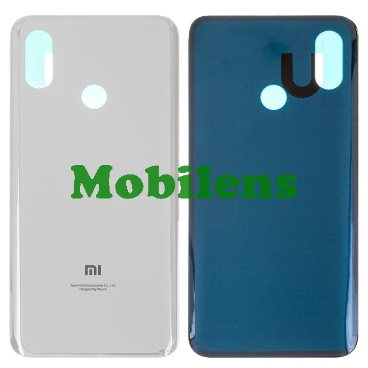 Xiaomi Mi8, Mi 8, M1803E1A Задня кришка біла