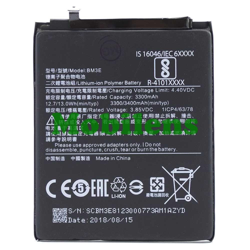 Xiaomi Mi8, Mi 8, M1803E1A, BM3E Акумулятор