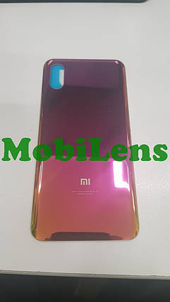 Xiaomi Mi8 Pro, Mi 8 Explorer Edition Задняя крышка золотистая, фото 2