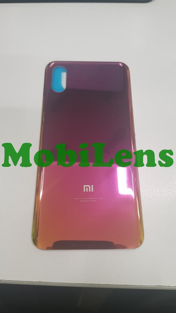 Xiaomi Mi8 Pro, Mi 8 Explorer Edition Задняя крышка золотистая