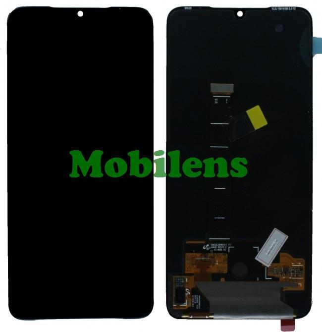 Xiaomi Mi 9, Mi9, M1902F1G Дисплей+тачскрин(модуль) черный Original (AMOLED)