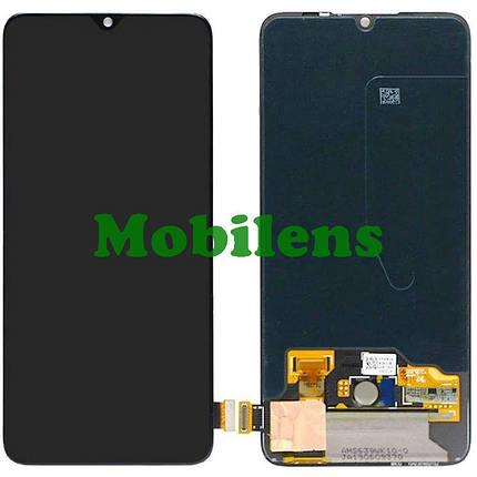 Xiaomi Mi 9 Lite, Mi CC9, M1904F3BG Дисплей+тачскрін(модуль) чорний HighCopy (OLED), фото 2