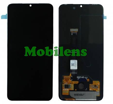 Xiaomi Mi9 SE, M1903F2G Дисплей+тачскрін(модуль) чорний Original (AMOLED), фото 2