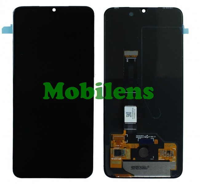 Xiaomi Mi9 SE, M1903F2G Дисплей+тачскрін(модуль) чорний Original (AMOLED)