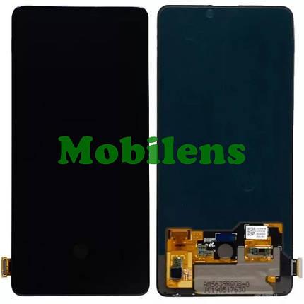 Xiaomi Mi9T, Mi 9T Pro, Redmi K20, Redmi K20 Pro Дисплей+тачскрин(модуль) черный HighCopy (OLED), фото 2