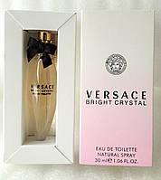 "Мини-парфюм женский ""Versace"" Bright Crystal 30мл (реплика)"