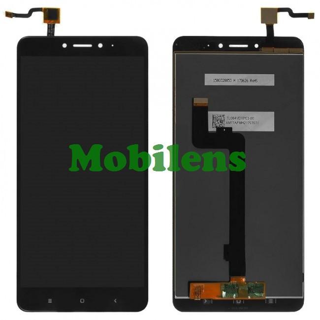 Xiaomi Mi Max Дисплей+тачскрин(модуль) черный