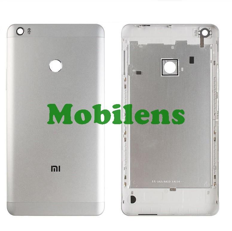 Xiaomi Mi Max Задняя крышка серебристая