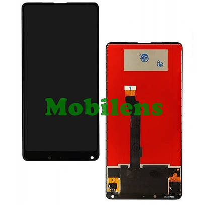 Xiaomi Mi Mix 2, Model: MDE5, Mi Mix Evo Дисплей+тачскрін(модуль) чорний, фото 2