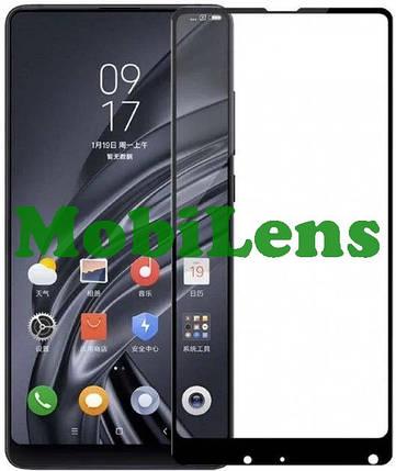 Xiaomi Mi Mix 2, Model: MDE5, Mi Mix Evo Захисне скло чорне, фото 2
