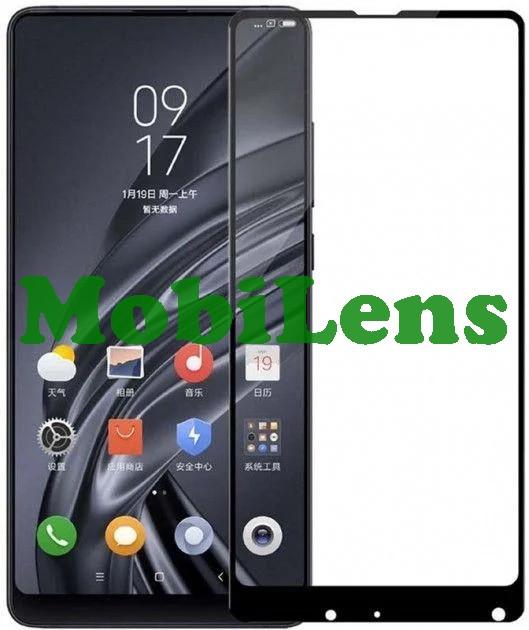Xiaomi Mi Mix 2, Model: MDE5, Mi Mix Evo Захисне скло чорне