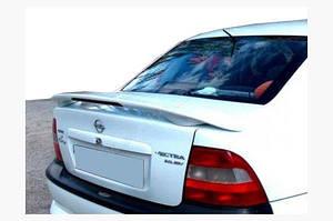 Спойлер Исикли (под покраску) - Opel Vectra B 1995-2002 гг.