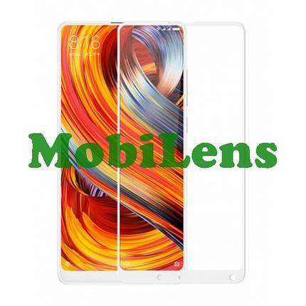 Xiaomi Mi Mix 2, Model: MDE5, Mi Mix Evo Захисне скло біле, фото 2