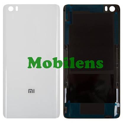 Xiaomi Mi Note Pro Задняя крышка белая, фото 2